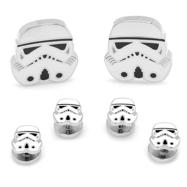 Stormtrooper Head Stud Set