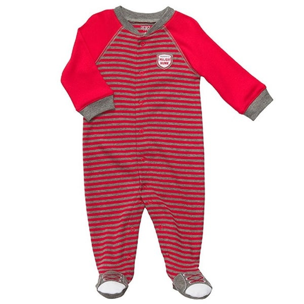 Shop Carter S Baby Boys Valentine S Day Mommy S Major Hunk Sleeper