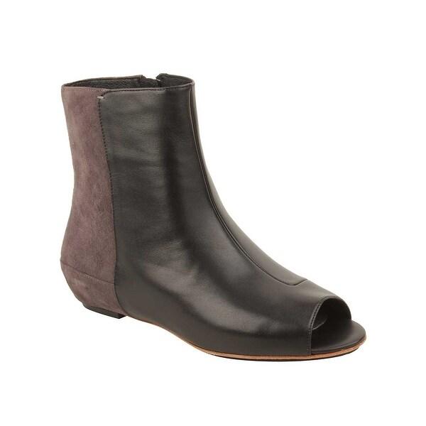 Tsubo Gianina Boot in Black Charcoal