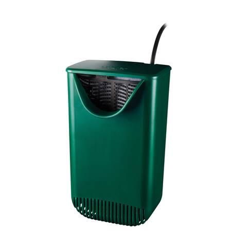 """Zilla Aquatic Reptile Internal Filter Size 40 - Green - 6.5"""" x 6"""" x 11.25"""""""