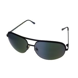 Timberland Mens Sunglass Gunmetal Metal Aviator,Smoke Lens TB7130 2A - Medium