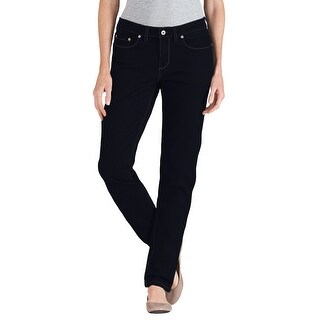 Dickies Womens Curvy Fit Stretch Skinny Jean (2 options available)