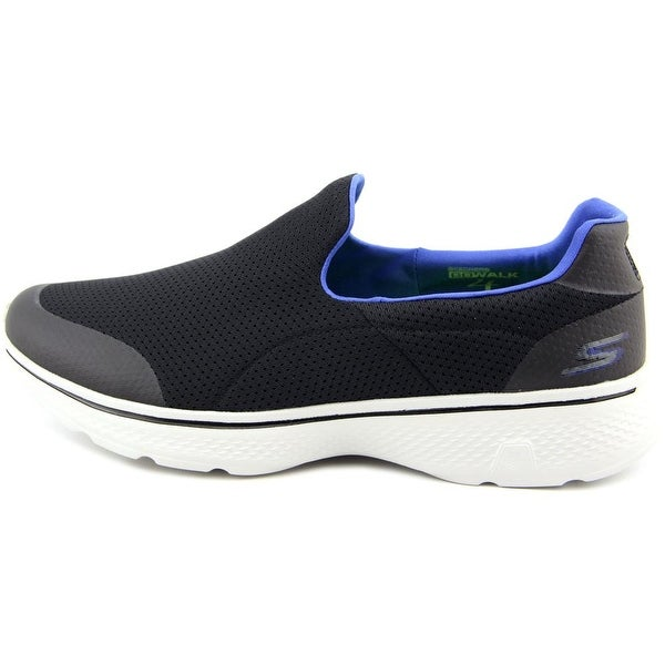 Shop Skechers Go Walk 4 Incredible Men Round Toe Synthetic