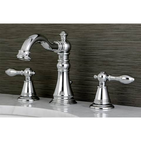 English Classic Widespread Bathroom Faucet