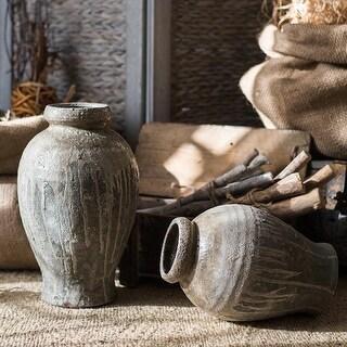 RusticReach Antique Coarse Pottery