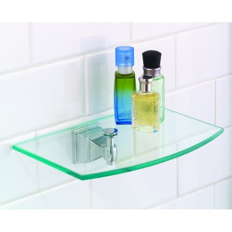 Ginger 1836-TTCL Tempered Replacement Glass Tray from the Quattro Collection