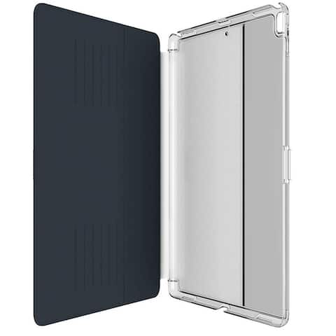 Speck Balance Folio Clear Case for Apple iPad 9.7in (2017/2018) - Clear / Black