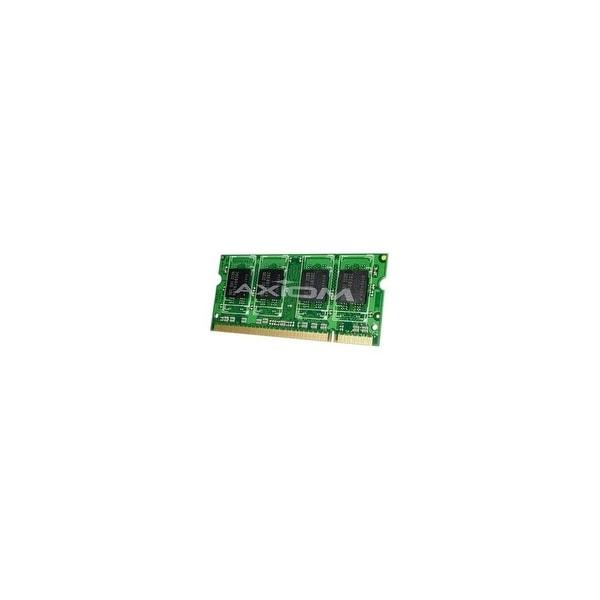 Axion LC.DDR00.063-AX Axiom 4GB DDR3 SDRAM Memory Module - 4 GB (1 x 4 GB) - DDR3 SDRAM - 1333 MHz DDR3-1333/PC3-10600 - Non-ECC
