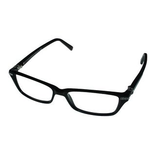 Swarovski Womens Opthalmic Frame Rectangle Black Plastic SK5081 1 - Medium
