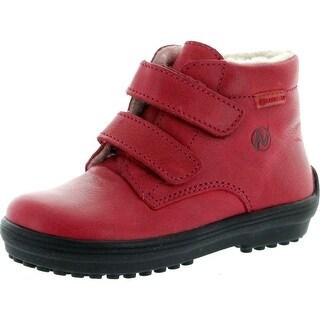 Naturino Kids Terminillo Rain Step Waterproof Winter Boots With Wool Lining