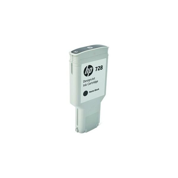 HP 727 300-ml Cyan DesignJet Ink Cartridge (F9J68A)(Single Pack)