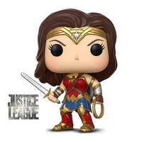 Funko Pop! Movies: Dc Justice League - Wonder Woman