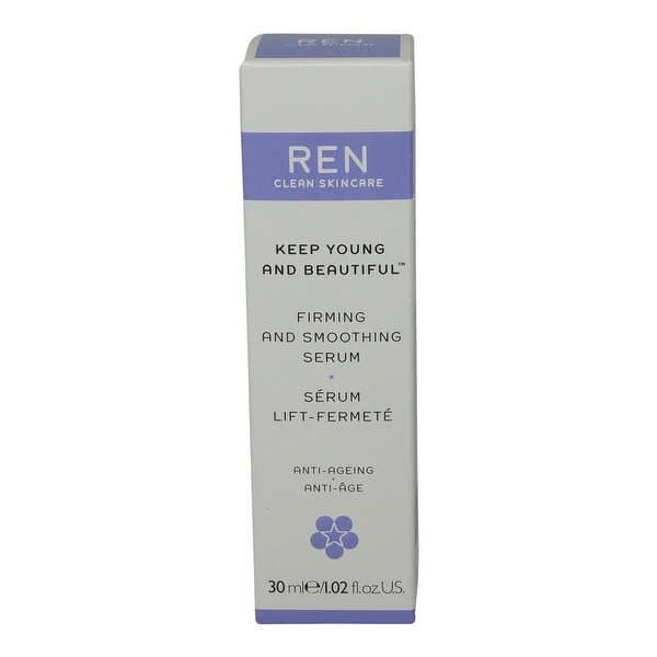 REN Skincare Keep Young and Beautiful Firming and Smoothing Serum 1 fl Oz