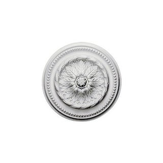 "Ekena Millwork CM15CH 15.75"" Wide Chester Ceiling Medallion"