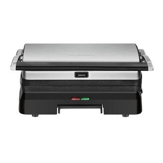 Link to Cuisinart Griddler Grill and Panini Press Similar Items in Kitchen Appliances