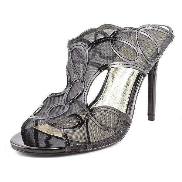 Adrianna Papell Glam Women Peep-Toe Synthetic Heels