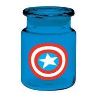 Marvel Captain America Logo 6oz Jar - Multi