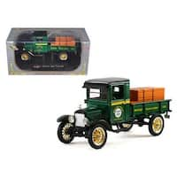 1923 Ford Model TT Lamber Truck Green 1-32 Diecast Model Car