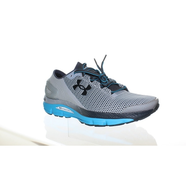 sports shoes 09144 34a29 Shop Under Armour Mens Speedform Gemini 2.1 Grey Running ...