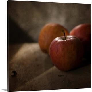 """Apples"" Canvas Wall Art"