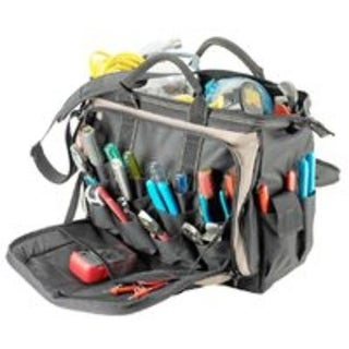 "CLC 1539 18"" Multi-Compartment Tool Carrier, 58 Pockets"