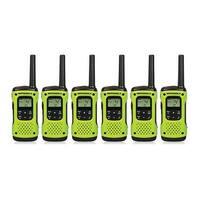 Motorola T605 (6-Pack) Walkie Talkies