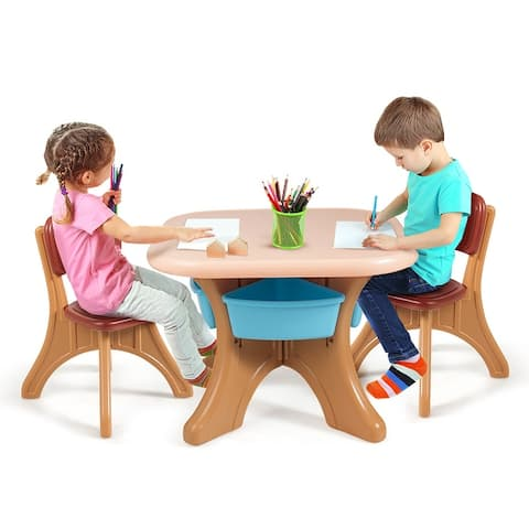 Buy Kids Table Chair Sets Online At Overstock Our Best Kids Toddler Furniture Deals