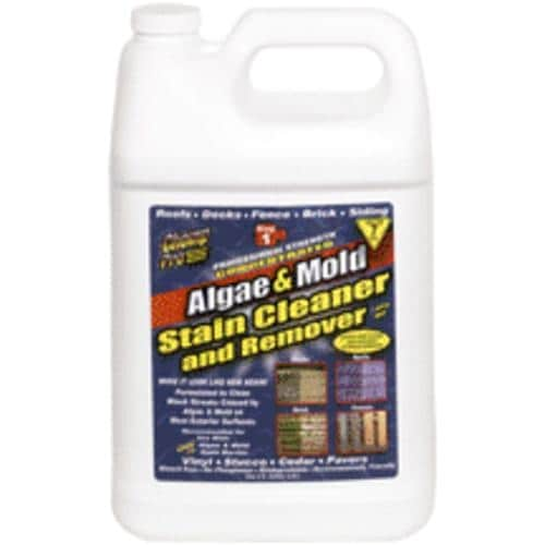 Chomp Pro 53034 Algea & Mold Stain Cleaner & Remover, Gallon
