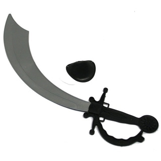 Pirate Sword And Eyepatch