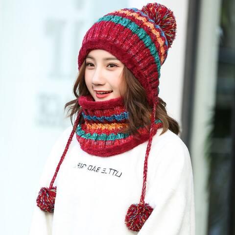 New Fashion Trend Woolen Hat Beret Thick Fashion Hat