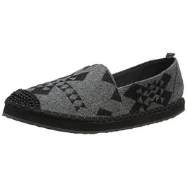 The Sak Womens Echo Felt Pattern Loafers - 8 medium (b,m)