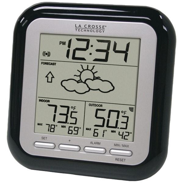 La Crosse Technology Ws-9133Bk-It-Cbp Wireless Forecast Station