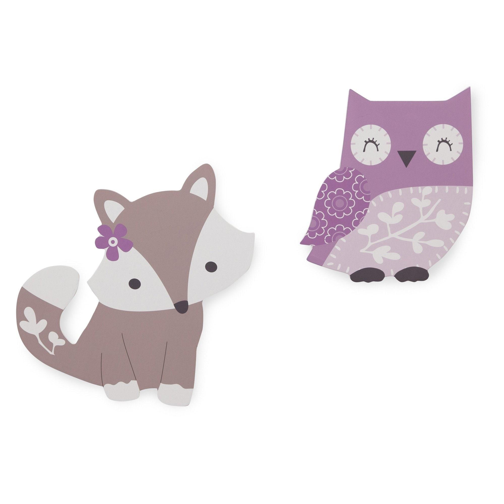 Bedtime Originals Lavender Woods Purple