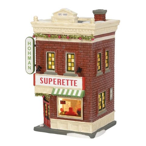 Department 56 A Christmas Story Hohman Superette #6003304