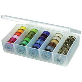 "3""X6""X1.25"" Translucent - Artbin Bobbin Box"