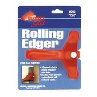 "Linzer 8003 5"" Wheeled Paint Pad Edger"