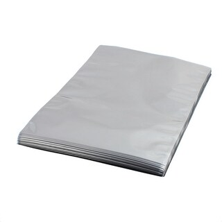 100pcs 260mmx380mm Anti-Static Resealable Bag for SSD HDD and Electronic Device