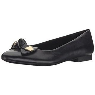 Bella Vita Womens Ozark Leather Almond Toe Dress Shoes