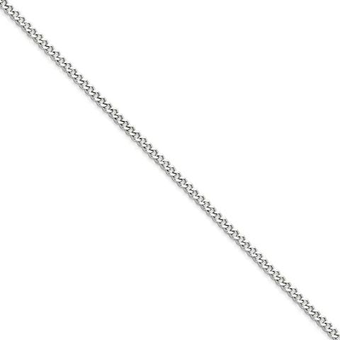 Chisel Stainless Steel 3.0mm 30 Inch Curb Chain (3 mm) - 30 in