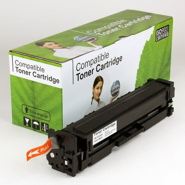 Value Brand replacement for HP 201X Black Toner CF400X (2,800 Yield)