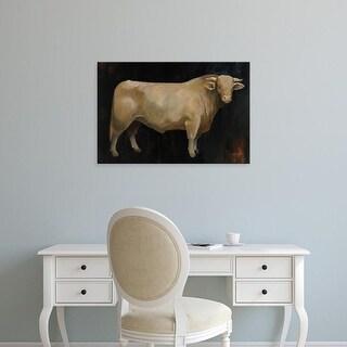 Easy Art Prints Avery Tillmon's 'Beau' Premium Canvas Art