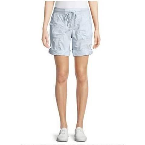 Calvin Klein Performance Women's Convertible Cargo Shorts, Will, XXL
