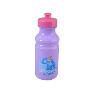 Disney Princess 17 oz. Pull Top Water Bottle Cinderella