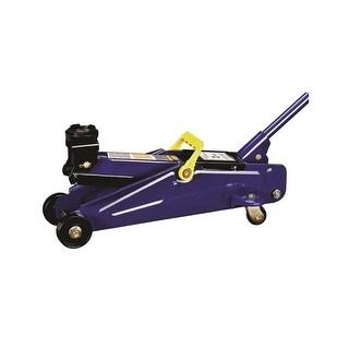 Mintcraft T050108 360-Degree Swivel Caster Floor Jack, 2 Ton