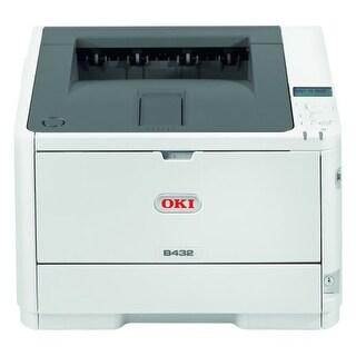 Okidata - B432dn - Laser Printer - Monochrome - Laser - Simplex Print Speed:Up To 42 Ppm;D