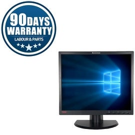 "Refurbished Lenovo L1900P 19"" LCD 1280 X 1024"