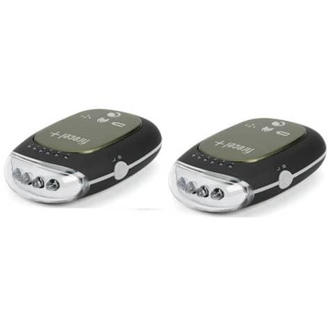 Celestron 93544 Elements FireCel+ w/ Power Pack,LED Flashlight & Hand Warmer (2-Pack)