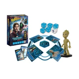 Guardian of the Galaxy Vol. 2 Yahtzee Dice Game - multi