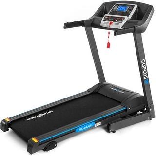 Link to Goplus 2.25HP Folding Electric Treadmill Motorized Power Running Similar Items in Cardio Equipment