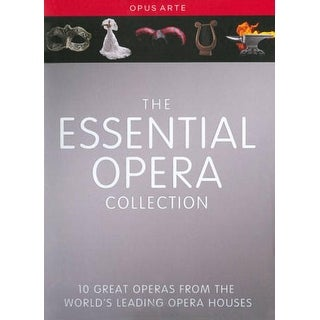 Essential Opera Collection - DVD